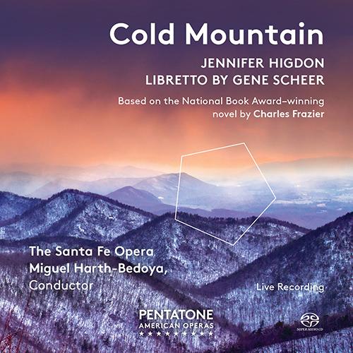 Cold Mountain album cover art