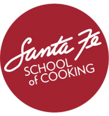 Santa Fe School of Cooking logo